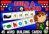 LONG VOWELS ACTIVITIES: CVCE WORD WORK CENTER: CVCE WORD B