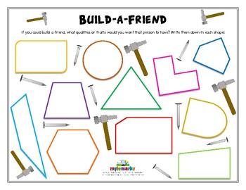 BUILD-A-FRIEND