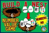 SPRING ACTIVITIES KINDERGARTEN (NUMBER SENSE TO 10 GAME) APRIL MATH CENTER