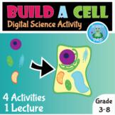 BUILD A PLANT CELL  | ORGANELLES | BIOLOGY | Digital activ