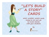 CARD GAME: LET'S BUILD A STORY!