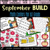 BUILD Math Centers for First Grade SEPTEMBER