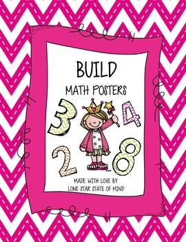 BUILD Math Posters