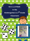 BUILD Math - Number Sense Math Centers