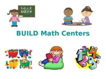 BUILD Math Rotation- 5 rotations