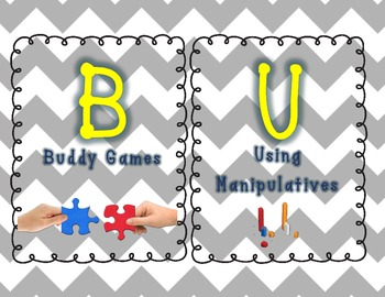 BUILD  - Math Signs