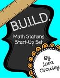 BUILD Math Station Start Up Materials