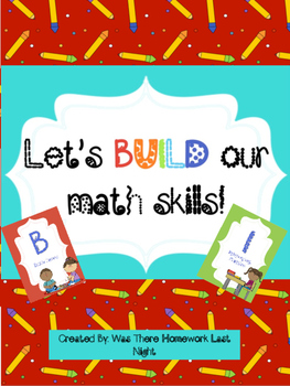BUILD Math Stations