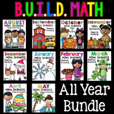 BUILD Math The COMPLETE set