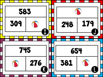 BUILD May Math Centers for Second Grade
