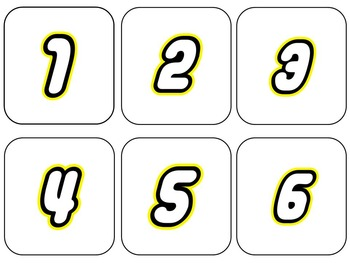 BUILD Number Recognition and Counting using Building Blocks