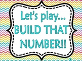 BUILD THAT NUMBER! A Place Value 100% CC flipchart  {FREEBIE}