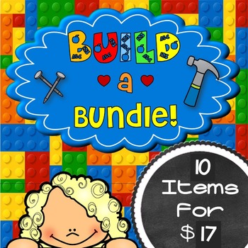 BUILD~a~BUNDLE {10 items for $17.00}
