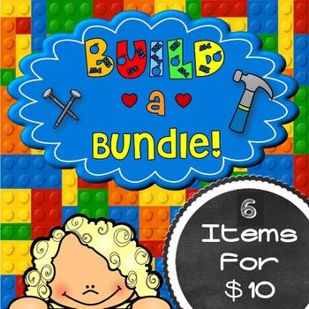 BUILD~a~BUNDLE {6 items for $10.00}