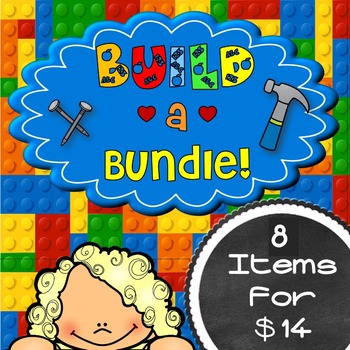 BUILD~a~BUNDLE {8 items for $14.00}