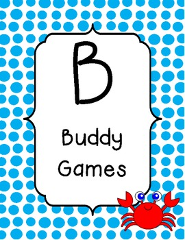 BUILD math station signs with ocean theme
