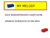 BUILDING BLOCK MELODY
