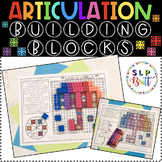 BUILDING BLOCKS ARTICULATION (SPEECH & LANGUAGE THERAPY)