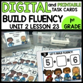 BUILDING FLUENCY DIGITAL TASK CARDS   PRINTABLE TASK CARDS
