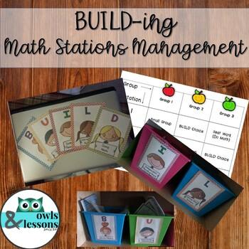 BUILDing Math Stations - Management