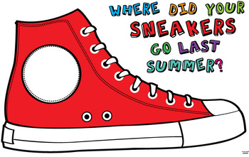 BULLETIN BOARD: Where Did Your Sneakers Go Last Summer?