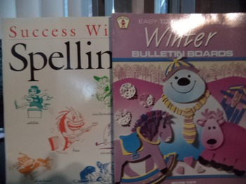 BULLETIN BOARDS    SUCCESS WITH SPELLING (set of 2)