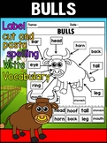BULLS - Unit Study and Story Helpers