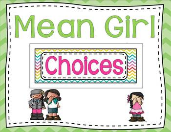 Friendship and Mean Girl Labels: Use with JENGA® for girls groups