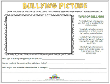BULLYING PICTURE