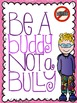 ANTI-BULLYING {POSTERS} FREEBIE: #kindnessnation and #weho