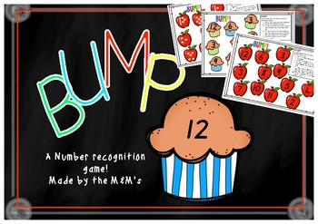 BUMP  (A number recognition game)