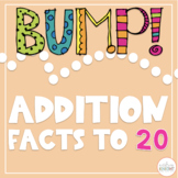 BUMP Math Game (Addition Facts to 20)