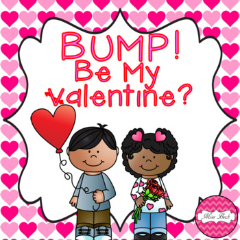BUMP! Be My Valentine? Game Board