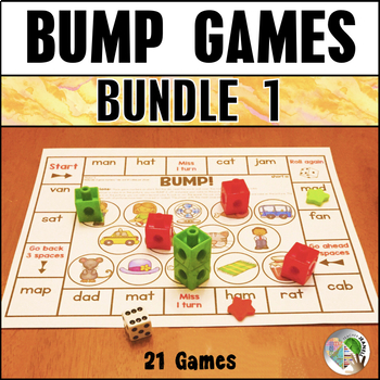 BUMP Bundle 1 - 21 Games