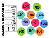 BUMP Bundle! Rounding, Multiplication and Division Bump Games