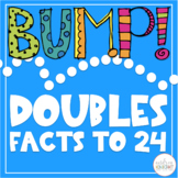 BUMP Math Game (Doubles Facts to 24)