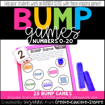 BUMP Games (Numbers 0-20)