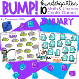BUMP Games Monthly Math and Literacy JANUARY
