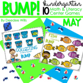 BUMP Games Monthly Math and Literacy Kindergarten   May