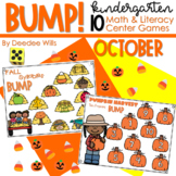 BUMP Games Monthly Math and Literacy October