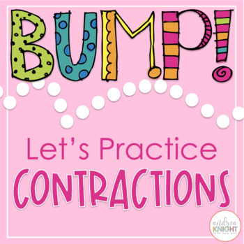 BUMP!  Let's Learn Contractions