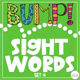 BUMP!  Let's Learn LOTS of Words!