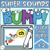 BUMP!  Let's Learn Super Sounds!