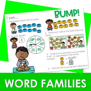 BUMP Games Monthly Math and Literacy Kindergarten | DECEMBER