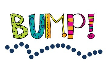 BUMP!  Multiplication Facts to 30  (3 Sets:  To 10, 20, and 30)
