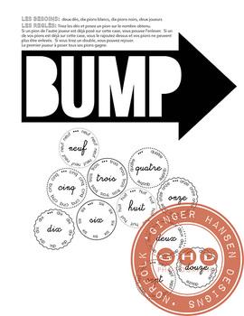 BUMP- Number game