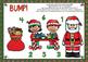 BUMP! Santa's Workshop Christmas Themed Game Board