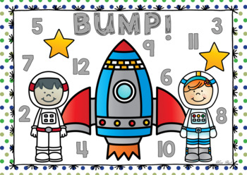 BUMP! Space Themed Board Game