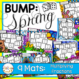 BUMP: Spring (multiplying fractions)