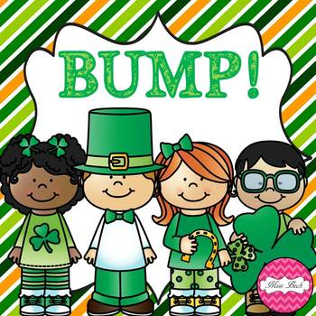 BUMP! St. Patrick's Day Themed Game Board